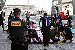 Pirelli umumkan jadwal tes ban F1 2019