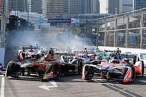 Vídeo: el caótico inicio de la Fórmula E, expuesto por la radio sin censura