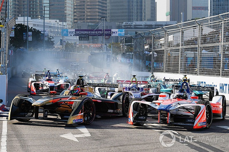 Chaotic Formula E opener exposed by uncensored radio messages
