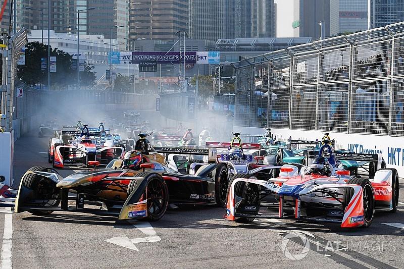 VIDEO: Komunikasi radio terbaik Race 1 ePrix Hong Kong