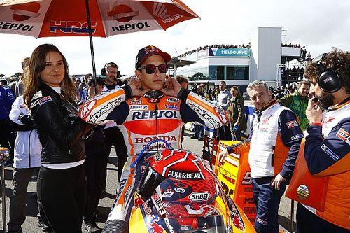 Di ambang gelar, Marquez prediksi akhir pekan sulit
