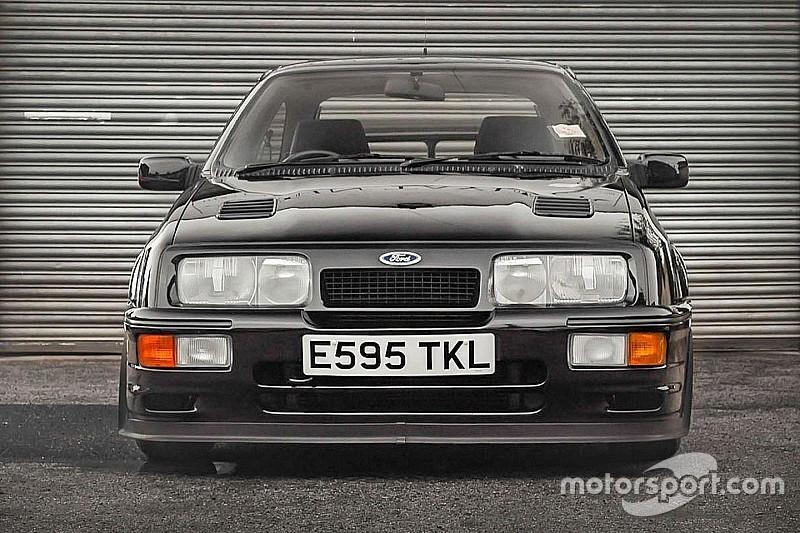 El clásico Ford Sierra de los 80, a subasta