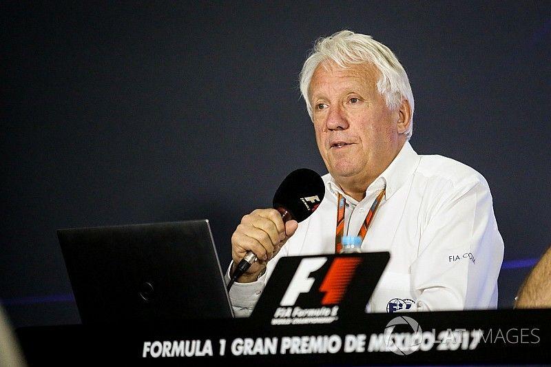 "Whiting: ""Acusar a la FIA de incoherente no tiene fundamento"""