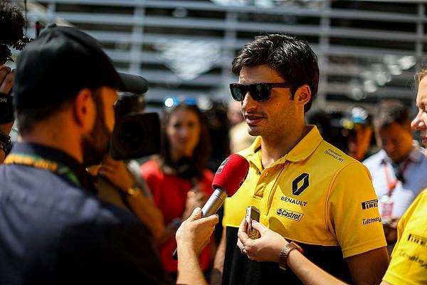 Forma-1 Motorsport.com hírek Sainz: Minden egyes pontra nagy szükségünk lesz az utolsó futamon