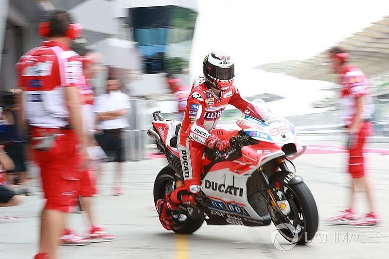 """Lorenzo: """"Dovi e Marquez sono i più veloci, ma poi ci sono io"""""""