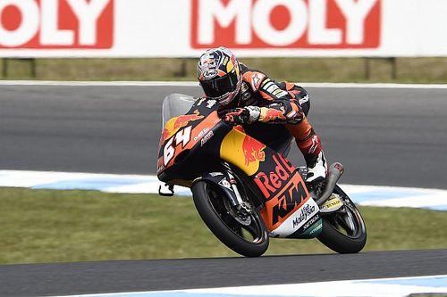 Techniek laat Bendsneyder in de steek tijdens GP Australië