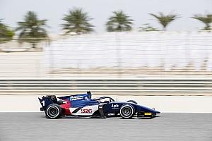 FIA F2 Отчет о гонке Маркелов выиграл воскресный спринт Формулы 2 в Бахрейне