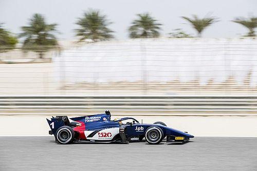 Маркелов выиграл воскресный спринт Формулы 2 в Бахрейне