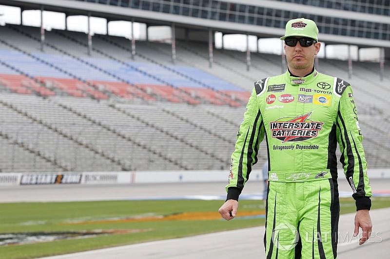 Kyle Busch questions NASCAR's spec approach