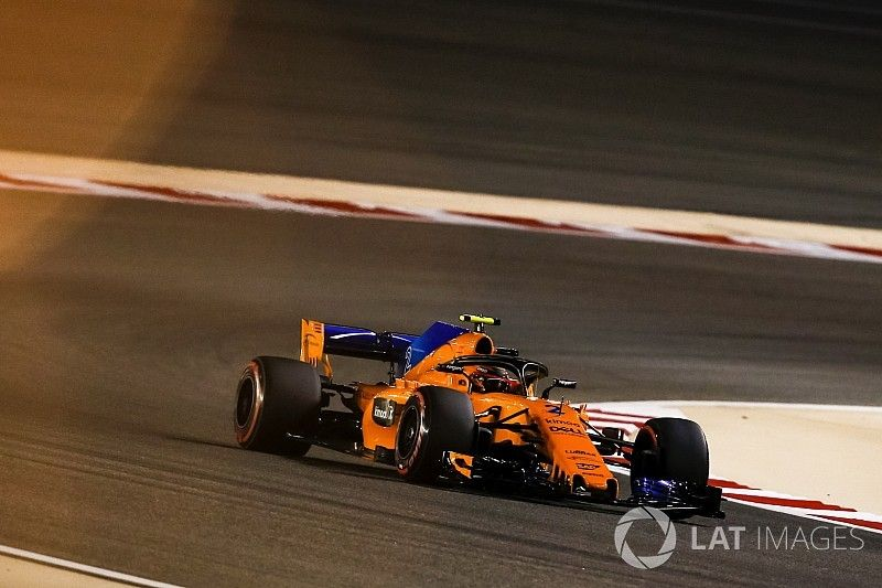 """McLaren """"astonished"""" by lack of pace in Bahrain qualifying"""
