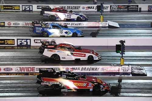 NHRA restructures Countdown points eligibility rules
