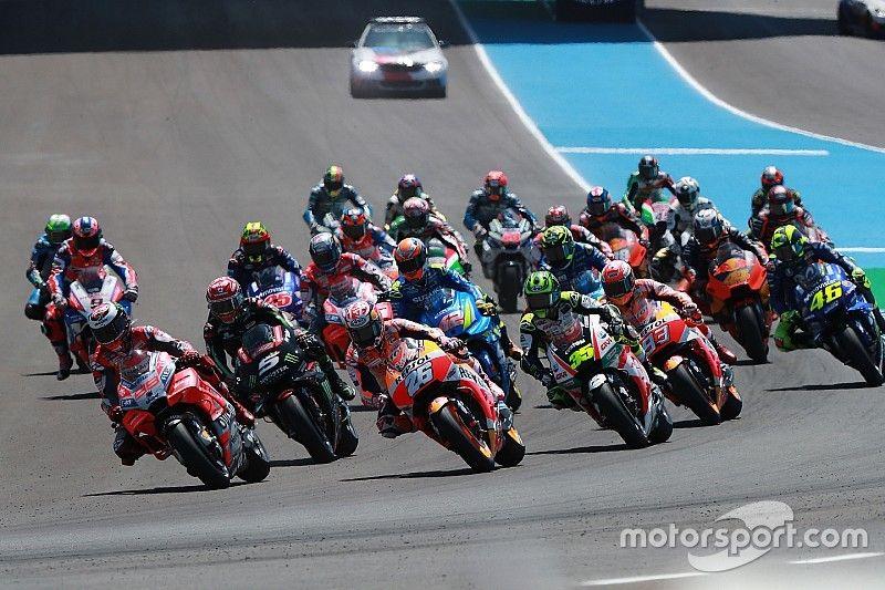 Confira os horários da MotoGP na Espanha