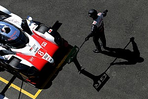WEC Новость Поул в Спа достался экипажу Алонсо после дисквалификации другой Toyota