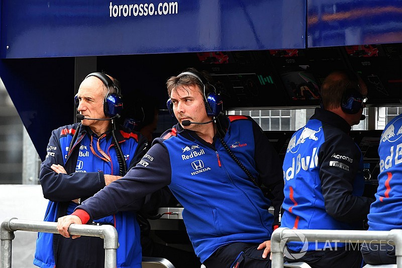 "McLaren has ""a plan"" to finalise Key move from Toro Rosso"