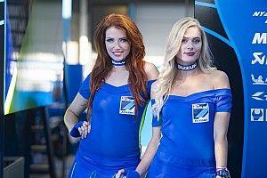 Fotogallery: le grid girl del GP d'Olanda di MotoGP e del GP d'Austria di F1