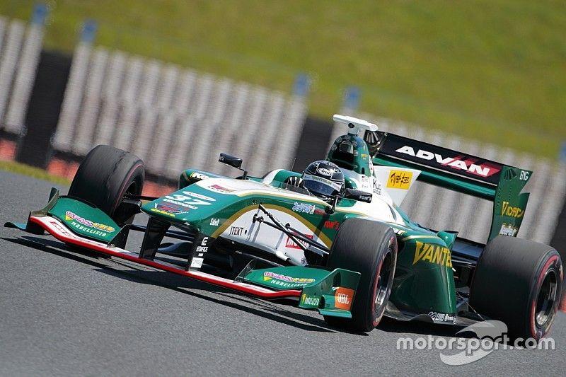 "Rossiter laments ""shocking"" Super Formula season"