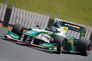 "Rossiter laments ""shocking"" Super Formula season"