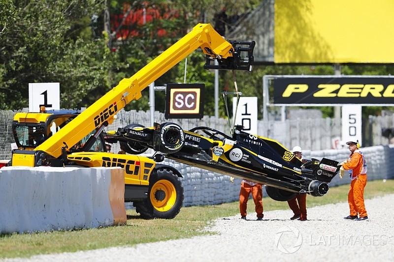 """Hülkenberg és Gasly is kiakadt Grosjeanra: """"Egy hétvégén vagy nyolcszor megpördül"""""""