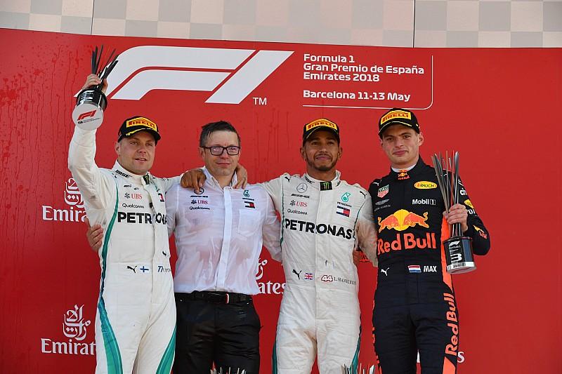 Гран Прі Іспанії: перший дубль Mercedes у 2018-му