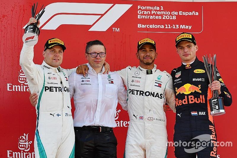Bottas vs Hamilton, novidades da Ferrari: O que está em jogo no GP da Espanha de F1