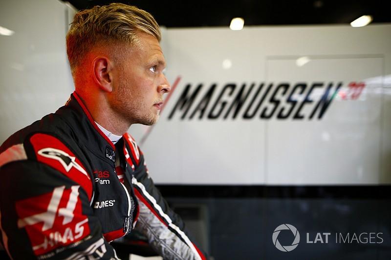 """Magnussen: """"A Haasnál a hetedik hely felér egy pole-lal"""""""