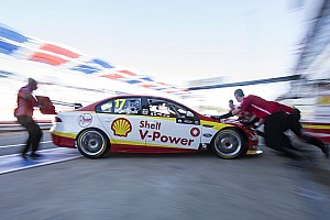Supercars Qualifying report Adelaide 500: McLaughlin takes provisional Sunday pole