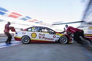 Adelaide 500: McLaughlin takes provisional Sunday pole