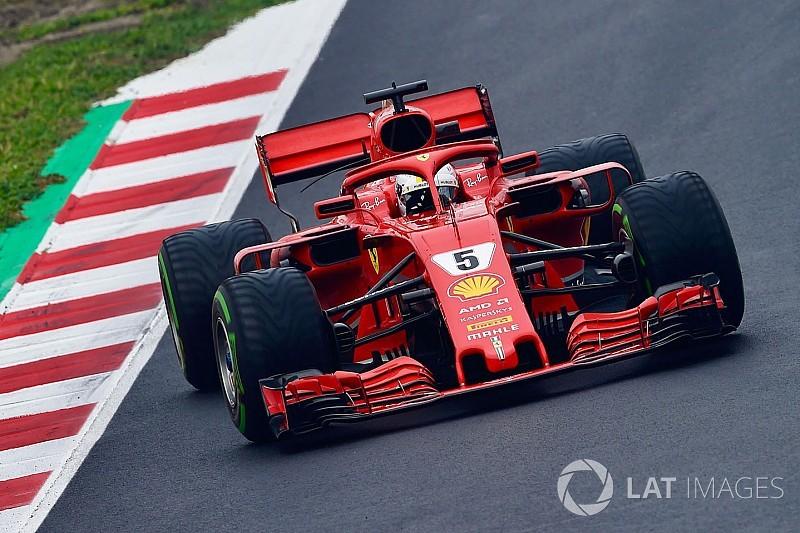 """Vettel: """"Volgende week in met weinig antwoorden en veel vragen"""""""