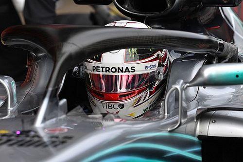 Hamilton ne se formalise pas de son manque de roulage