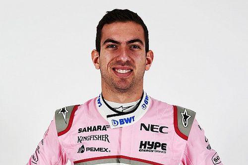 Force India: Latifi salta i test di Barcellona per motivi di salute
