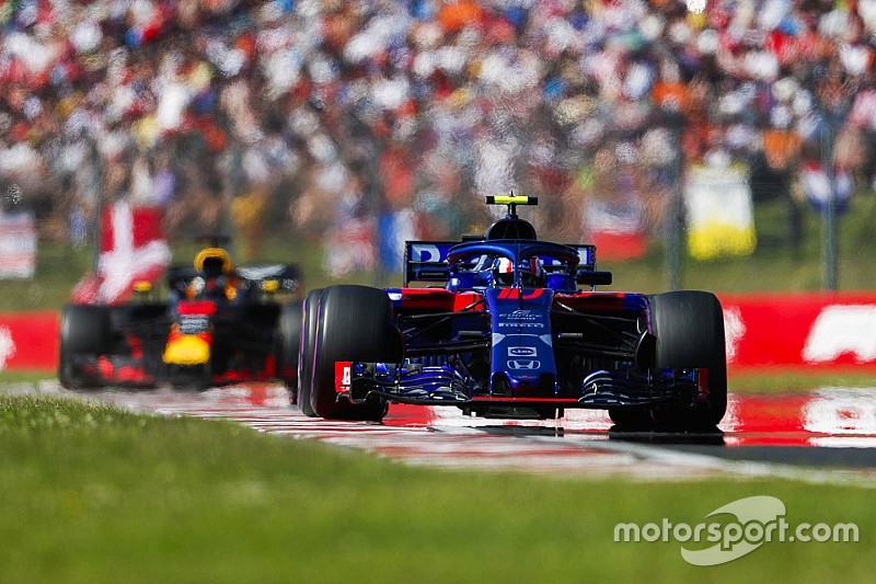 Gasly: Honda driveability better than 2017-spec Renault