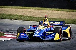 Qualifs - Alexander Rossi signe une convaincante pole position!