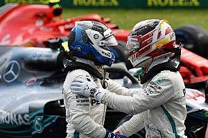 La parrilla de salida del GP de Hungría, en imágenes