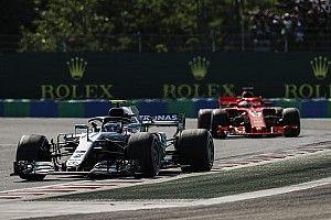 """Bottas: """"L'incidente con Vettel? Non mi ha lasciato abbastanza spazio!"""""""
