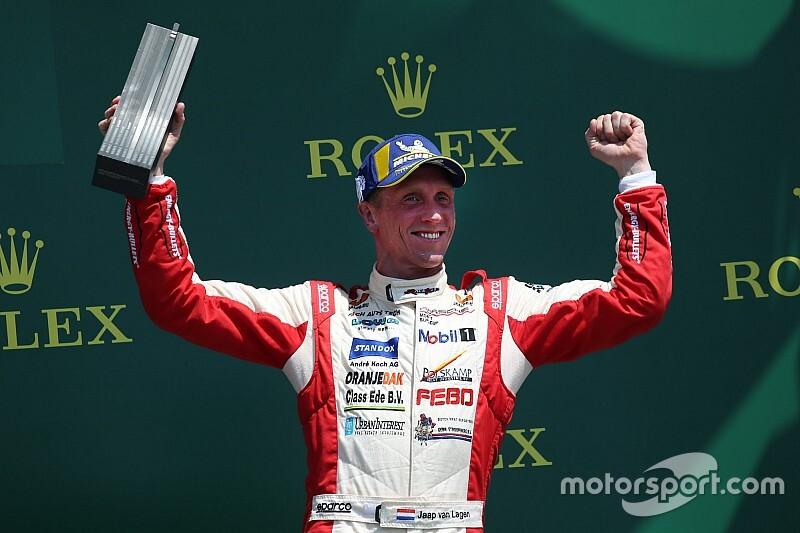 Van Lagen keert terug bij Fach Auto Tech in Porsche Supercup
