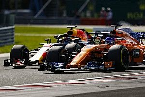 "Formula 1 needs McLaren back from ""turmoil"" - Horner"