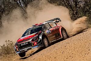WRC Breaking news Citroen wants Loeb to expand WRC programme