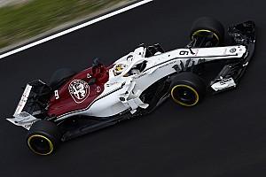 Formule 1 Diaporama Diaporama: l'Alfa Romeo Sauber C37 dans le Test 2 de Barcelone