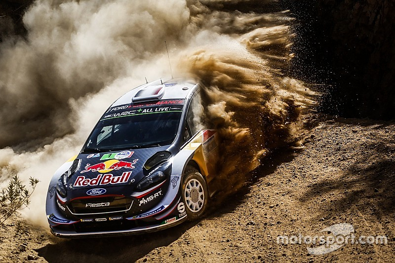Mexico WRC: Ogier holds comfortable lead ahead of final day