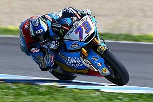 Moto2 Prove libere Losail, Libere 2: Marquez sugli scudi, ma Bagnaia convince