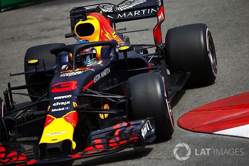 """Ricciardo: """"Zaterdag meer druk van Mercedes en Ferrari"""""""
