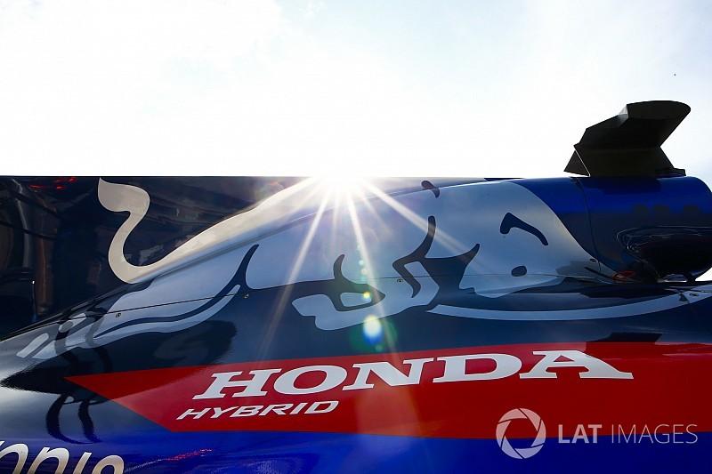 Red Bull bespreekt Honda-motor met Toro Rosso-rijders