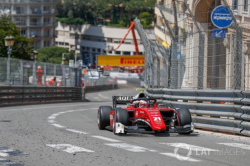 F2 Monaco: Fuoco wint sprintrace, rampweekend De Vries compleet