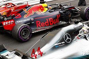 Red Bull no iba a detener el coche de Ricciardo a pesar de la falla