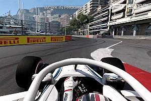 Les premières images du jeu F1 2018 dévoilées!