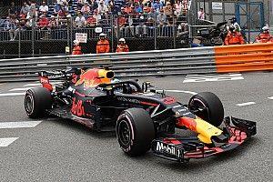 Ricciardo lidera un 1-2 de Red Bull en la primera práctica de Mónaco