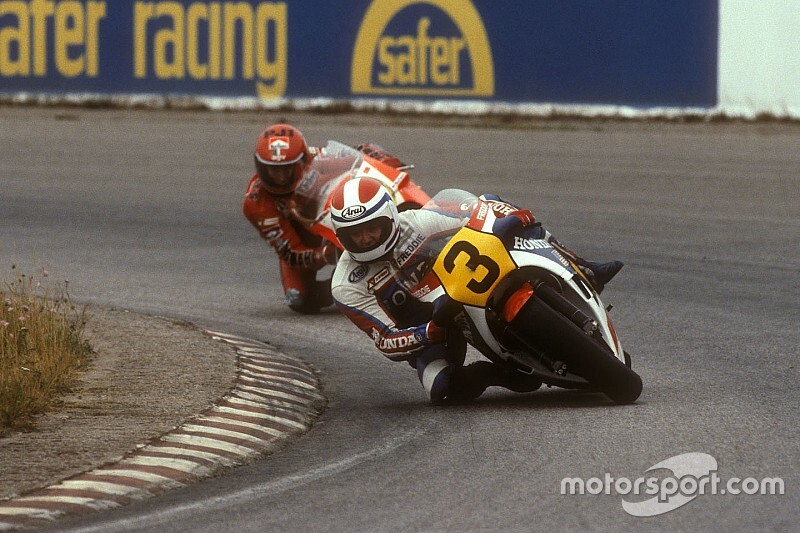 Années 1980: la bannière étoilée flotte sur les Grands Prix