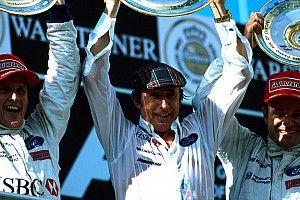 Rival de Fittipaldi e ex-chefe de Barrichello e Burti, lenda Jackie Stewart completa 80 anos