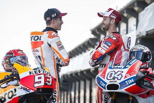 Voorbeschouwing MotoGP Valencia: 'Dovi' moet winnen in hol van de leeuw