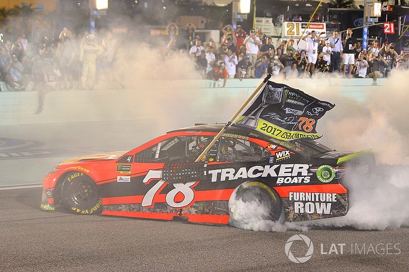 Top 10 NASCAR Cup drivers of 2017